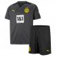 Borussia Dortmund Bortedrakt Barn 2021/22 Kortermet