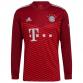 Bayern Munchen Hjemmedrakt 2021/22 Langermet
