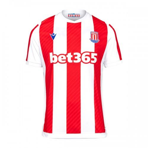 Stoke City Hjemmedrakt 2021/22 Kortermet