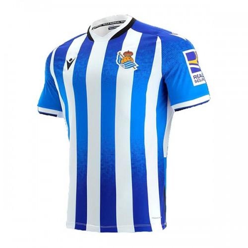 Real Sociedad Hjemmedrakt 2021/22 Kortermet