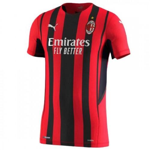AC Milan Hjemmedrakt 2021/22 Kortermet
