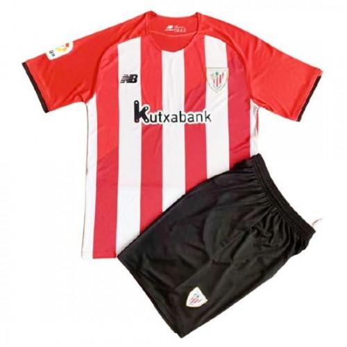 Athletic Bilbao Hjemmedrakt Barn 2021/22 Kortermet