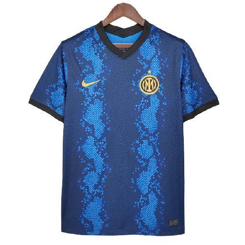 Inter Milan Hjemmedrakt 2021/22 Kortermet