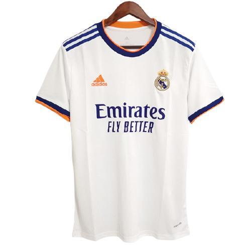 Real Madrid Hjemmedrakt 2021/22 Kortermet